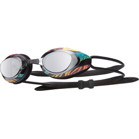 TYR Black Hawk Racing Goggles Heren, smoke/multi